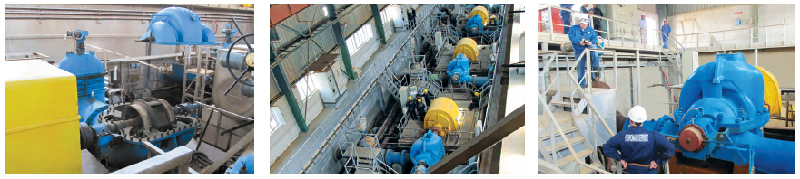 Water treatment facility equipment refurbishment at Rumaila oilfield (Iraq)