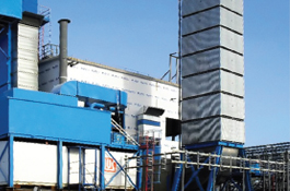 Complete compressor stations for Kharyaginskoye field & Usinsk GPP (Russia)