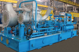 Compressor systems for Syzran Oil Refinery